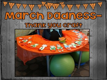 March Dadness- a basketball themed event just for dads!(or another special male)
