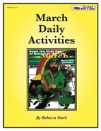 March: Daily Activities