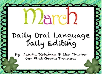 March Daily Editing (DOL)