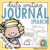 March Daily Journal (Writing Prompts)