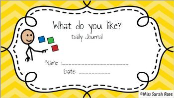 March Daily Journals