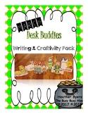 March Desk Buddies {Writing & Craftivity}