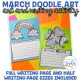 March Doodle Art