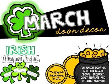 March Door Decor