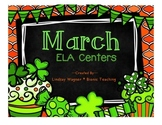 March ELA Centers