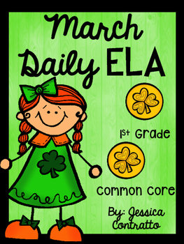 March ELA Daily Practice