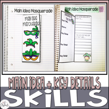 ELA Interactive Notebook March