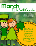 March ELA Skill Cards