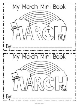 March Emergent Reader
