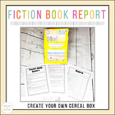 Cereal Box Book Report: Fiction
