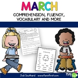 Fluency for March