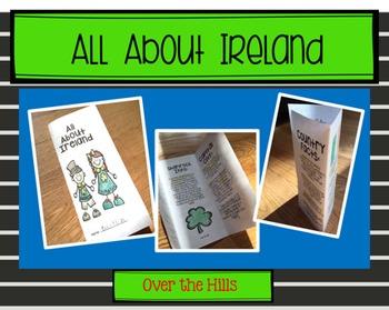 March Foldables: Nonfiction Print & Go
