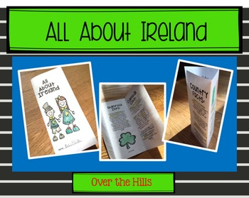 March Foldables: Nonfiction Print & Go