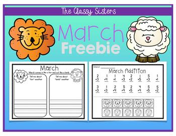 March Freebie