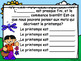 March French Daily Morning Messages