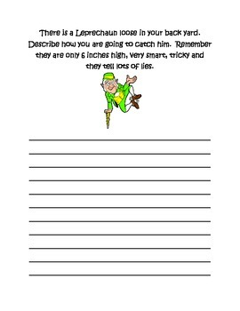 March Fun Packet
