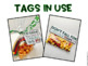 March Gift Tags