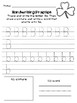 March Handwriting Practice Packet