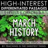March Passages: History