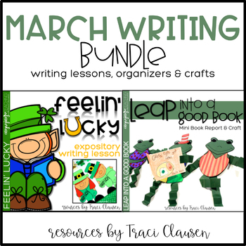 Writing - March Bundle