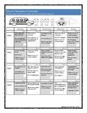 March Homework Calendar for PreK, K, 1st and 2nd Grades!