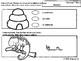 March Homework for Kindergarten/ Tarea de marzo de Kinder