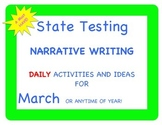 Fables Folktales Tall Tales and More: March Narrative Writing Ideas