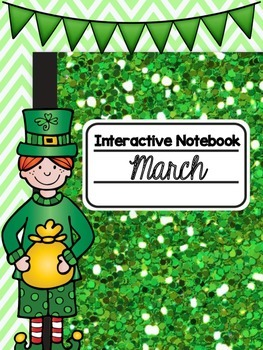 March Activities for Interactive Notebook