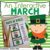 March Interactive Notebook