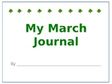 March Journal