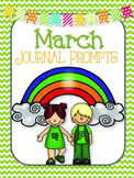 March Journal Prompts {32 Prompts!}