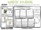 March Kindergarten All About a Location Pictorial Print & Go Writing Journal