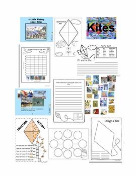 March Kite Mini Unit K-2
