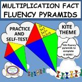 Spring Kites, Multiplication Fluency Pyramids, and More