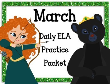 March Language Activity Practice