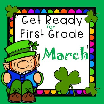 March Language Arts and Math Activities