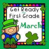 Get Ready for First Grade MARCH