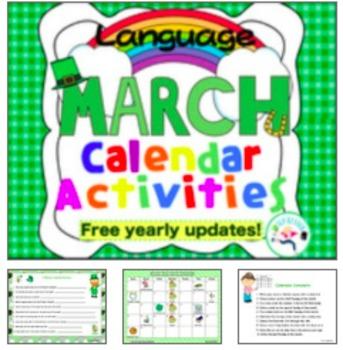 March Language Bundle
