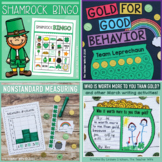 March Learning Activities BUNDLE