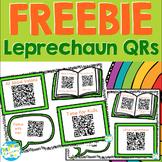 March Leprechaun QR Codes