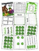 March Lesson Plans Series 3 [Four 5-day Unit]  Includes Patterns and Printables