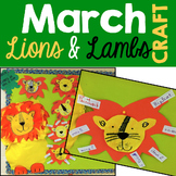 March Lion and Lamb Writing Project Part II