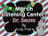 March Listening Center - Dr. Seuss