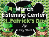 March Listening Center - St. Patrick's Day