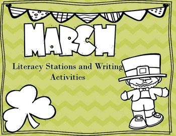 March Literacy Activities