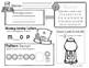 March Daily Literacy & Math Morning Work {Pre-K & Kindergarten} No Prep!