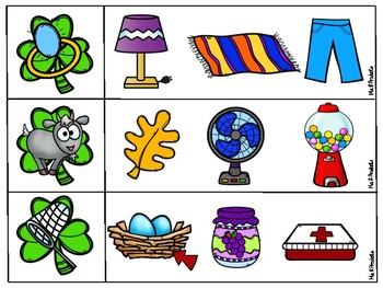 March Literacy and Math Pack