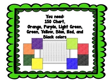 March Lucky Solve and Color (Multiplication and Order of Operations)