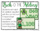 March/St. Patrick's Day Themed Math Centers