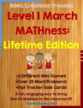 March MATHness-Level I: Utilizing March Madness to Engage Math Skills (CC)